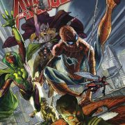 Avengers cover published
