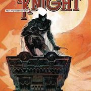 Moon Knight cover published