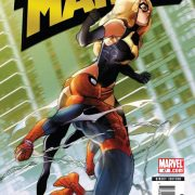 Ms Marvel cover published