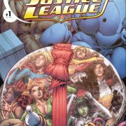 Justice League cover published